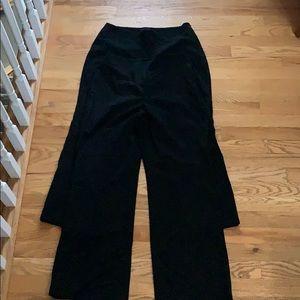 Talbots black pants